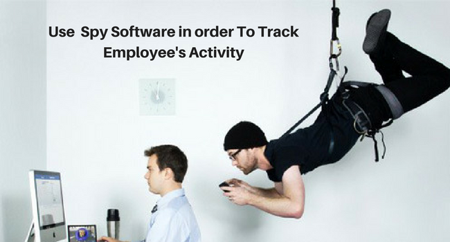 Use These Spy Software in order To Track Employee's Activity