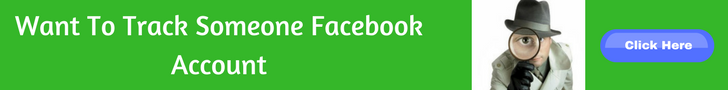 Want To Track Someone Facebook Account
