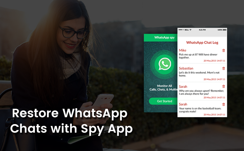 Whatsapp tracking software